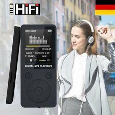 32GB MP3/MP4 Spieler HiFi Bass Musik Player FM Radio LCD Display + Headset PST