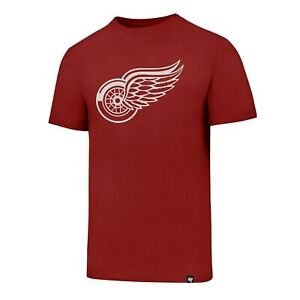 Detroit Red Wings NHL Eishockey 47 Brand T-Shirt Größe medium