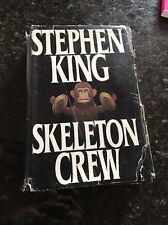 Skeleton Crew by Stephen King First Edition 1985 Hardcover First Ed