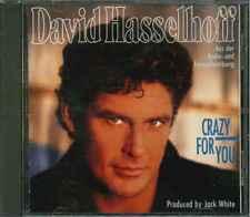 "DAVID HASSELHOFF ""Crazy For You"" CD-Album"