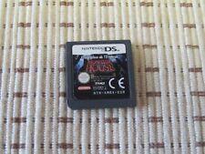 Monster House pour Nintendo DS, DS Lite, DSi, 3 ds sans neuf dans sa boîte