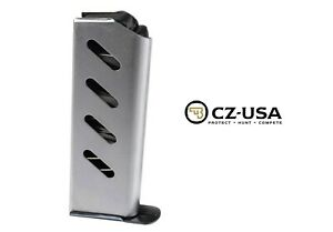 FACTORY CZ 52 7.62x25mm 8rd STAINLESS STEEL MAGAZINE