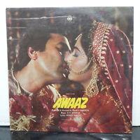 Awaaz Music R D Burman Bollywood Soundtrack 1984 LP Vinyl Record Hindi Indian