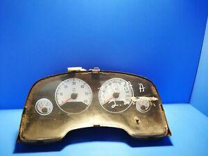 Speedometer instrument cluster Vauxhall Opel Zafira A 24461761 JN