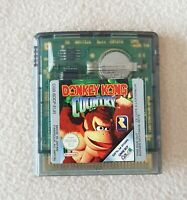 Nintendo Gameboy Colour game - Donkey Kong Country GAME ONLY