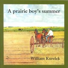 A Prairie Boy's Summer-ExLibrary