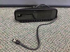 Kustom Signals Monitor Car Dash Police Service Rear View Mirror Dsm 9310 Rm3be