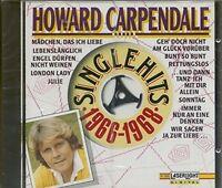 Howard Carpendale Singlehits 1966-1968 [CD]