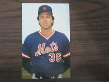 1986 Tcma New York Mets Ed Lynch Postcard