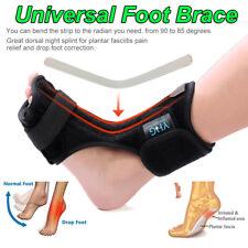 Premium Dorsal Plantar Fasciitis Brace Support Tendonitis Night Splint Heel+Ball