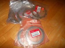 Honda OEM TRX450R Sportrax 450R 2004-2012 Clutch Fibers & Steel plate Discs Set