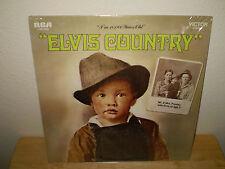 """ELVIS PRESLEY.......""""ELVIS COUNTRY"""".........OOP ALBUM"""