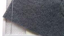 Aktivkohlefilter 50x60cm Universalfiltervlies Kohlefiltermatte Dunstabzugshaube