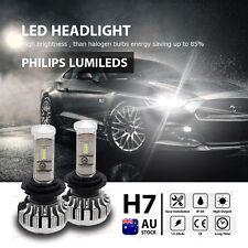 H7 180W CSP 28000LM White LED Headlight Lamp Kit Globes Bulb Canbus High Power
