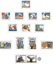 GREECE 1987 MNH LOT / COLLECTION OF 3 SETS