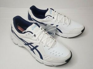 Asics Gel S760Y Womens Cross Trainer Sneaker  White Blue size 11.5 A6