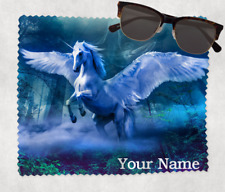Personalised Unicorn Sunglasses Reading Lens Phone Microfiber Cleaning Cloth