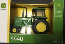 1:32 Scale JOHN DEERE 4440 ERTL LP64441 Die-Cast Metal Toy Cab Tractor Lot#EB66