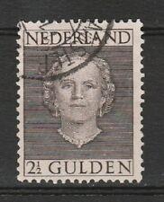 Nederland NVPH 535 Juliana en Face Gebruikt
