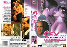 Sex ..& the other Man - Lei, Lui...l'Altro (1996) - VHS Fox -  Kari Wuhrer  rara