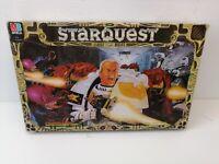 Starquest von MB Der entscheidende Kampf Table Top Brettspiel Abenteuer SciFi GW