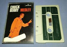 CHUCK BERRY MEDLEY PAPER LABELS cassette tape album T7061