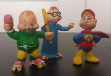 Vintage Alvin and the Chipmunks McDonald's Happy Meal Toys Simon Theodore