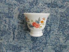 Avon Duftpokal  80er Jahren  ** Motiv Blumen ** guter Zustand