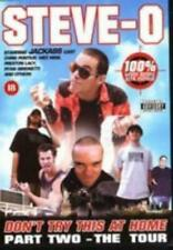 Steve-O - Don't Try This At Home - Part 2 - The Tour  DVD (2003) ) New