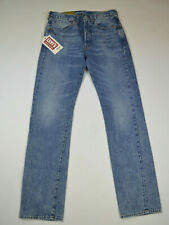Levis Vintage Clothing LVC 501xx Selvedge Denim Jeans Big E Size W31 L34