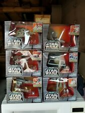Lot 6 Star Wars Action Fleet Micro Machines Vehicles New Sealed X-Wing by Galoob