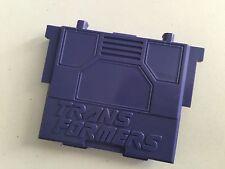 Transformers G2 Parts 1991 THUNDERCLASH trailer door ramp turbomaster EURO