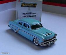 Hudson Hornet 1954 Brooklin Models détaillée .