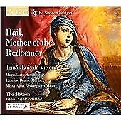 Victoria: Hail, Mother of The Redeemer, The Sixteen, Audio CD, New, FREE & FAST