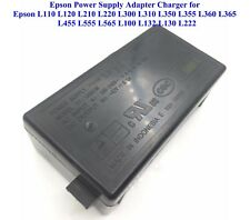 AU Epson Power Supply Adapter Charger fr L110 L210 L300 L310 L350 L455 L555 L100