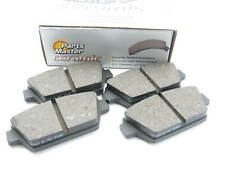 Parts Master CMX329 Ceramic Disc Brake Pads - Front / Rear