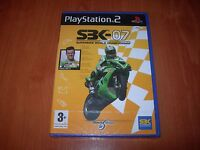 SBK 07 SUPERBIKE WORLD CHAMPIONSHIP PS2 (PAL ESPAÑA PRECINTADO)