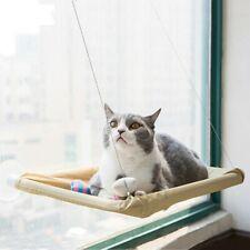 Pet Cat Hammock Comfortable Sunny Glass Window Cats Shelf Seat Mat kitten Rest