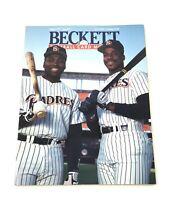 Beckett Baseball Card Monthly August 1991 Tony Gwynn San Diego Padres Cover