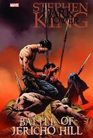 Dark Tower: Battle of Jericho Hill by Stephen King Peter David & Jae Lee HC OOP