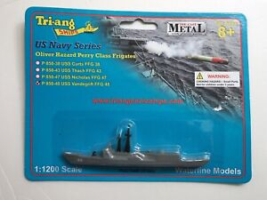 TRI-ANG~US Navy S.~Oliver Hazard Perry Class FrigateP850-48 USS Vandegrift FFG48