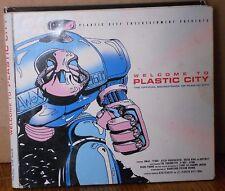 WELCOME TO PLASTIC CITY - 2 CD - HOUSE TECHNO ACID - AWEX TESOX ATOM SUPERLY