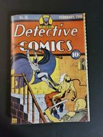 Detective Comics # 36 Golden Age Classic Replica Edition ☆☆☆☆