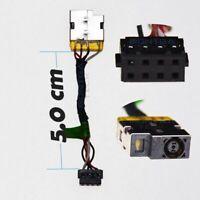 Câble connecteur de charge HP 17-F286NF DC IN Power Jack alimentation