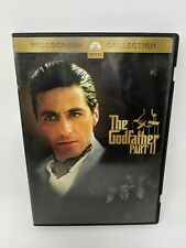 The Godfather, Part Ii (Two-Disc Widescreen Dvd) Free Shipping