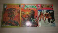 Vintage! 3 Conan the Barbarian #1-3 Thailand Comics Book