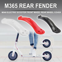 Fender Short Ducktail Rear Mudguard for Xiaomi M365 Electric Scooter Parts