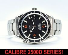 OMEGA Planet Ocean XL 45mm 600M, RARE Calibre 2500D! 2012 Full Set, Mint 2200.51
