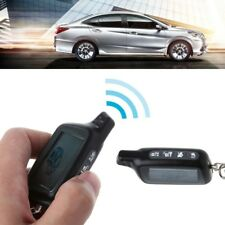 Two Way Car Alarm System LCD Remote Controller For Russian Version Tomahawk X5