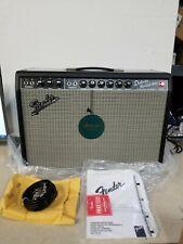 FENDER '65 Deluxe Reverb Vintage Reissue Guitar Combo Amplifier Amp
